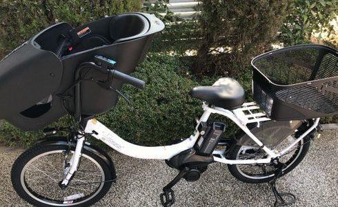 子乗せ電動アシスト付き自転車をネットで買うにあたっての心配といざ買ってみての感想